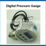 12V power bottom mounted digital pressure guage with led display