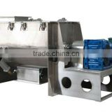 High Quality horizontal high speed continuous mixer/blender,2-3t/h rolling mixer/ blender/ ribbon mixer
