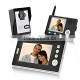 "USB Flash Divers 7"" TFT LCD Video Door Phone Intercom RFID Key IR Camera Doorbell System"