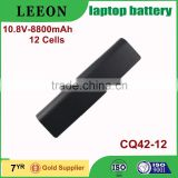 LEEON high capacity 8800mAh laptop battery for HP PAVILION DM4 DV3 DV4 DV5 DV6 DV7 G4 G6