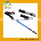 2015 High Quality and New Design Elderly Nordic Walking Stick