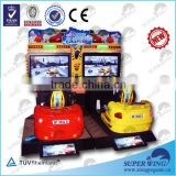 Big discount 2014 full-motion simulator arcade driving car games
