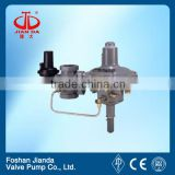 liquefied petroleum gas LPG pressure regulator