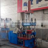 Silicone shoe sole iniection moulding vulcanizer / hydraulic shoe sole compression machine