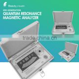 Professional 41 reports original quantum magnetic analysis machine