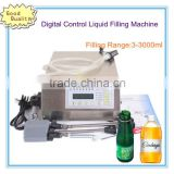 High Quality Small Digital Control Pump Liquid Filling Machine (3-3000ml) (electronic dosing pump, liquid bottling machine)