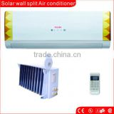 18000BTU 5200W 220-240V Vacuum Tube Wall Mounted Type Hybrid Solar Power Air Conditioner