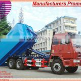 Tom King:86-15271357675 hook lift Roll-off rubbish truck garbage truck/ collecting truck roll off container 30cbm manufacturer