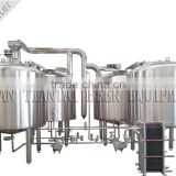 3000l canned beer producing equipment in stainless steel