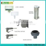Low price Dental chair spare parts x-ray viewer hot sale!