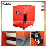 Best selling Non electric food warmer and thermal transport carts with FDA,CE,SGS,ISO9001