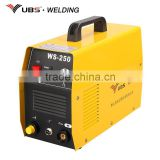 China tig welding machine specification Portable argon manchines WS-250S