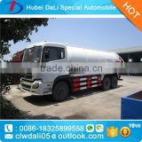 8 CBM Dongfeng 4*2 Sewage suction tanker truck for sale
