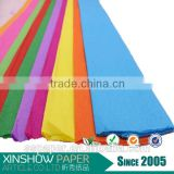 China Yiwu low price double sided crepe paper machine