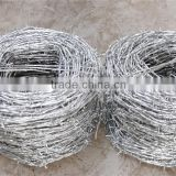 professional factory electro GI /hot dipped GI /stainless steel barbed wire coil for fence