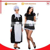 party sexy maid costume lingerie pattern latex french maid costumes for japan girls                                                                                         Most Popular