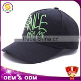 100%cotton fancy baseball cap sport cap