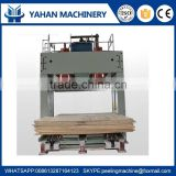 used plywood hot press machine