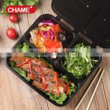 Widely use for food disposable plastic meal tray