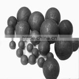 Cast Iron alloy grinding ball, forged grinding media ball for ball mill                                                                                                         Supplier's Choice
