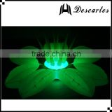 1.5m Lighted decorative inflatable flowers,inflatable LED wedding flowers for decoration