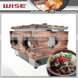 Commercial Stainless Steel Electric Single Tank Oden Boiler Machine Japanese Hot Pot, Malatang Making