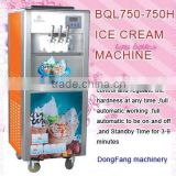 ice cream supplies BQL750-750H soft icecream machine