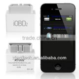 Xtool iOBD2 MFi BT bluetooth iPhone&Android supported car diagnostic tool for peugeot