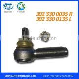 suspension parts/steering parts truck tie rod end for benz 302 330 0035 R 302 330 0035 L