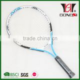 MiNi age 21 high quality aluminium alloy baby tennis racket/custom tennis racket grips/sports games outdoor