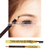 Eyebrow Shaping Stencils Grooming Kit Makeup Tools+1 Eye Brow Pencil Brush