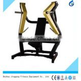 High quality Commercial Fitness equipment/Gym equipment wide chest press JG-1902/Plate Loaded Gym Machine