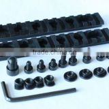 SUNGUN Best Price MTS0012 AR15/M4/M16 Hand Guard Rail Set from China