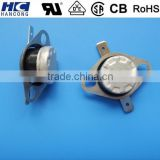 Wholesalers china ksd301 thermostat 16a 250v,control thermostat best selling products in alibaba