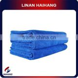 China manufacture factory high quality colorful microfiber cloth micro fiber cleaning cloth