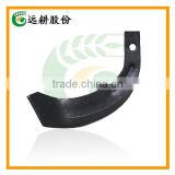 Low price of high quality power tiller blades in china