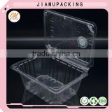 plastic clamshell blister box, fruit packaging box, disposable plastic fruit packaging tray