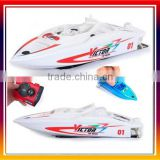 Electric Radio Remote control rc mini speed Racing boat Twin Motor RTR