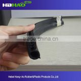 Rubber sealing strip/plastic edge trim/car door sealing