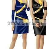 Ladies sexy cheerleading uniforms