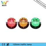 Manufacturer Exclusive Module 125mm Traffic Arrow Board Lamp Toy LED Light