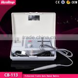 Best effective hot salon on market of skin beauty spot mole removal machine/ freckle wart pimples and dark spot remover device