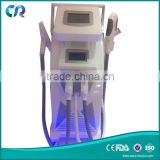 China competitive price OPT Elight RF skin beauty hair removal instrument RF hair removal equipment