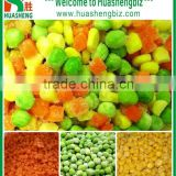 BULK FROZEN MIXED VEGETABLE/green peas,carrot,sweet corn