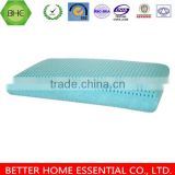 Bread Shaped Visco Gel Foam Cool Gel Pillow