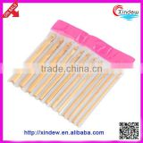 15cm Bamboo Crochet Hook Kit Knitting Needle