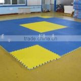 recycled/reclaimed/used gymnastic eva rubber floor mat