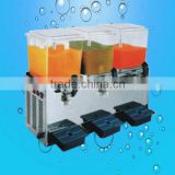 Commercial 3-tank Cold Drink Juice Dispenser(ZQR-3T)