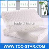 Soft Travel Memory Foam Space pillow 30 x 50cm Slow rebound memory foam throw pillows neck cervical healthcare pillows