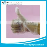 Disposable PE clear plastic gloves